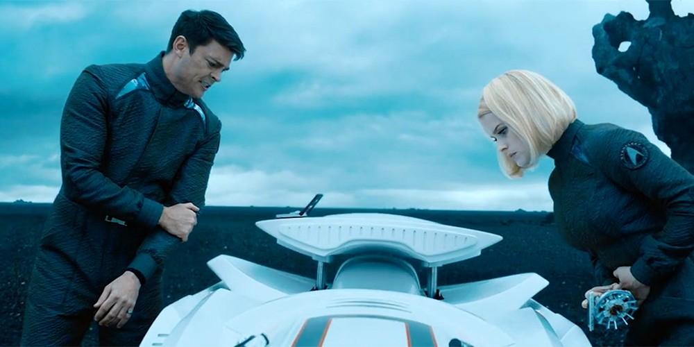 Paramount, Skydance, Bad Robot | Star Trek, The Future Begins