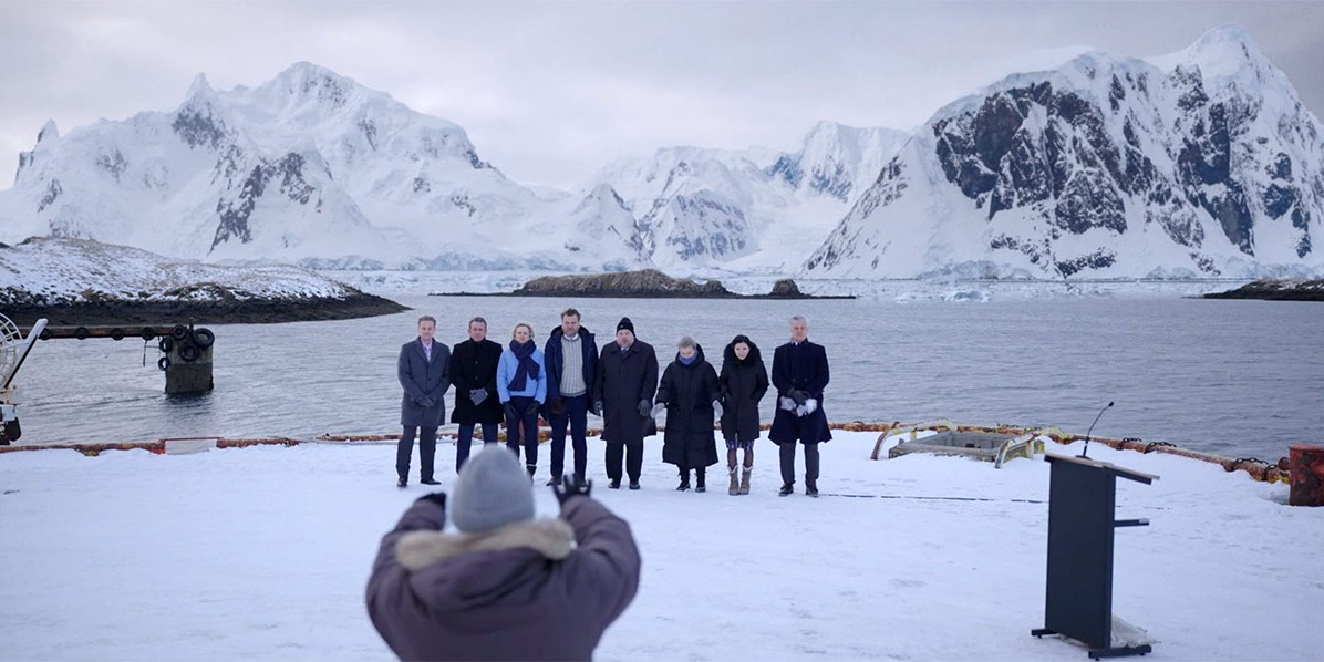 Yellow Bird Productions in Co-Production with C More and Saga Film | Thin Ice