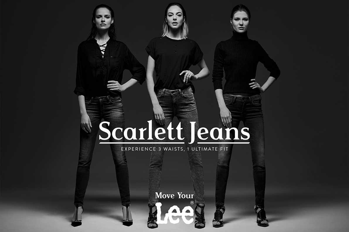 Lee Scarlett