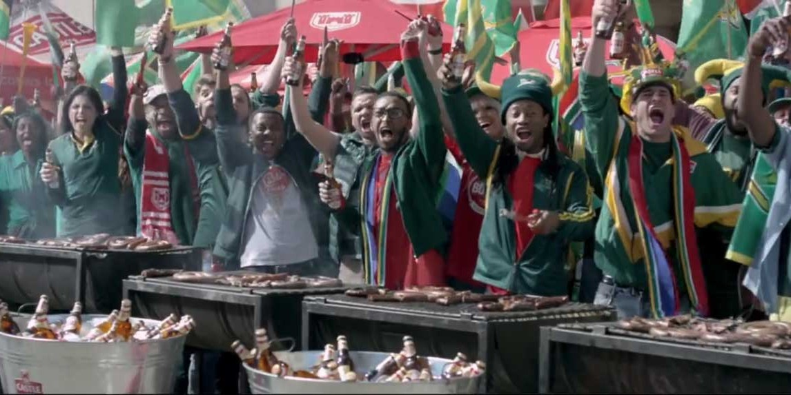 Castle Lager | Road to Victory