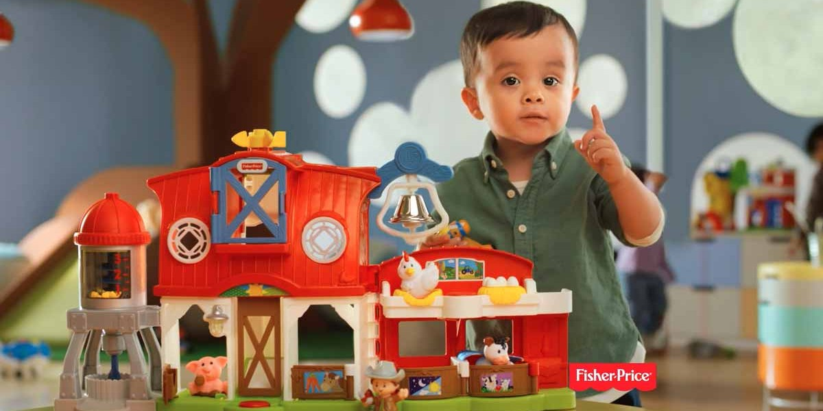 Fisher Price | Big Little Discoveries