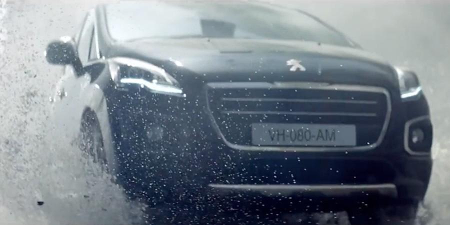 Peugeot 3008 | Sensations
