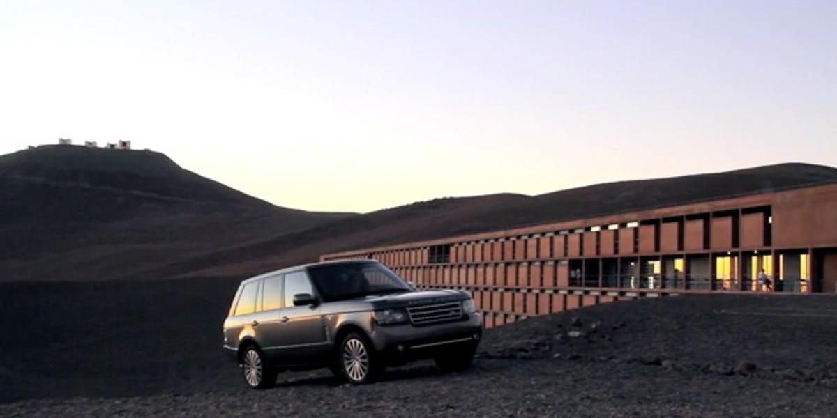 Range Rover | ESO Observatory