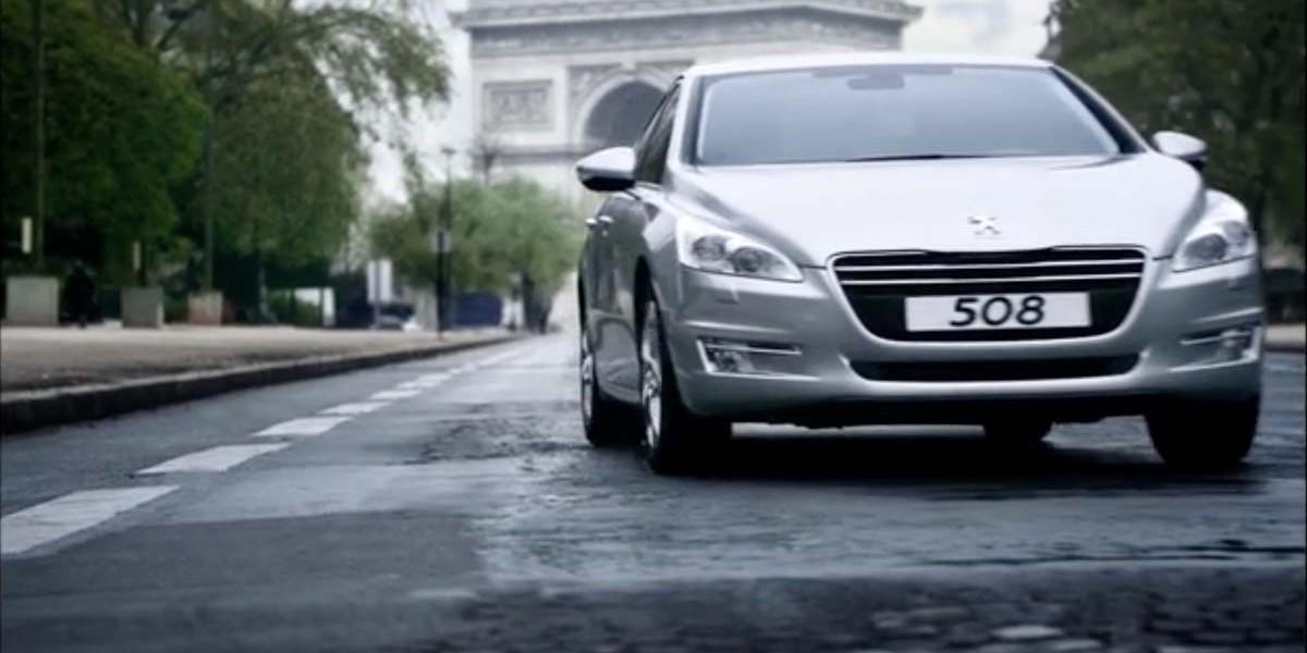 Peugeot | 508 Roland Garros
