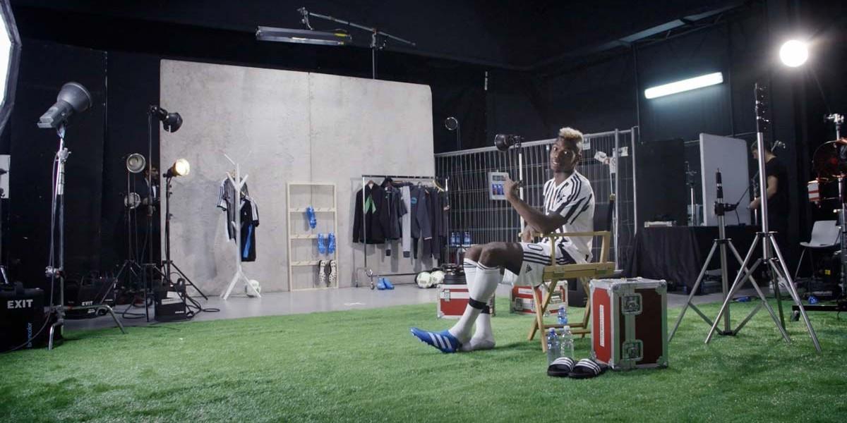 Adidas | Pogba, Got It Pegged