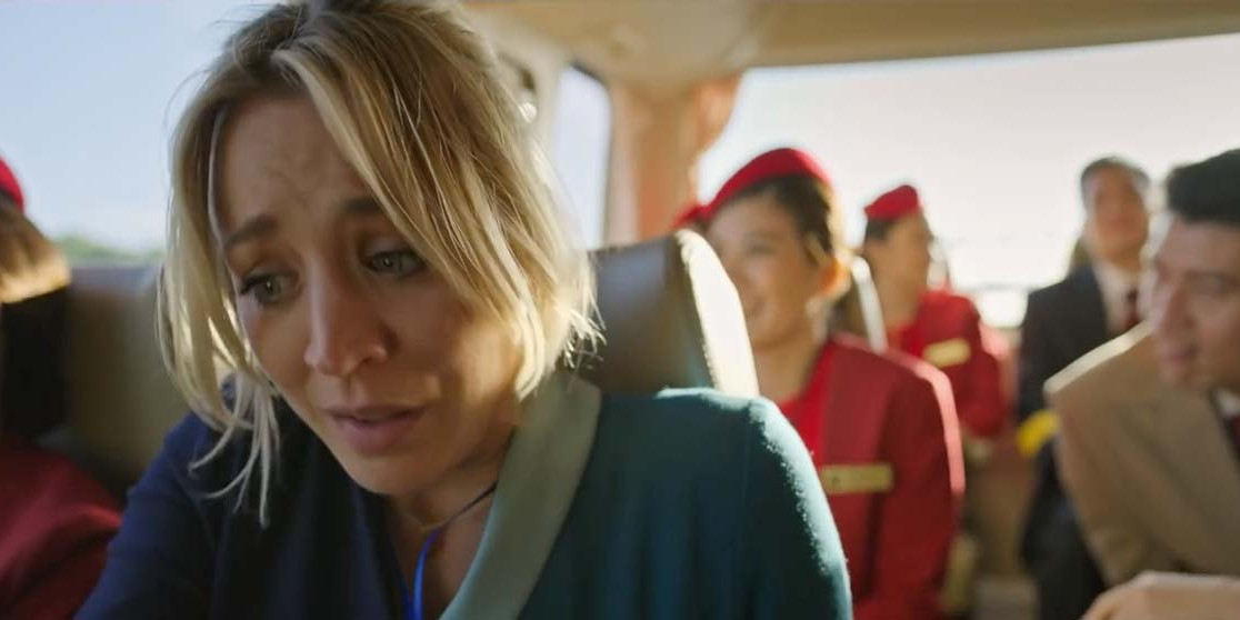 Warner Horizon Television | The Flight Attendant, Episodes: 103 & 108, Italy