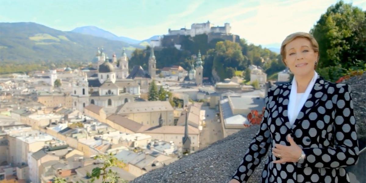 20th Century Fox | Julie Andrews Returns to Salzburg