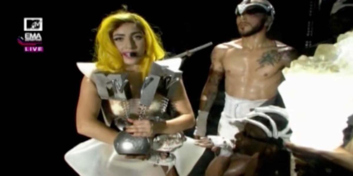 MTV Network | Lady Gaga
