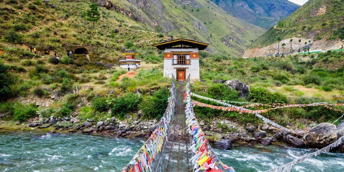 Bhutan | Location