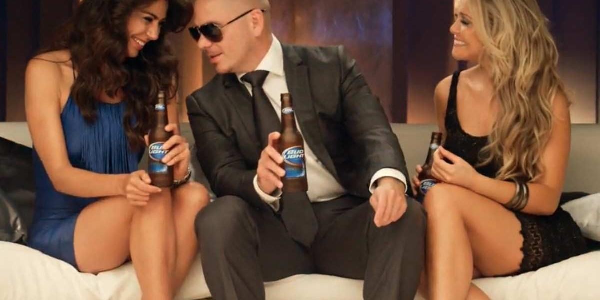 Budlight | Pitbull, Here We Go