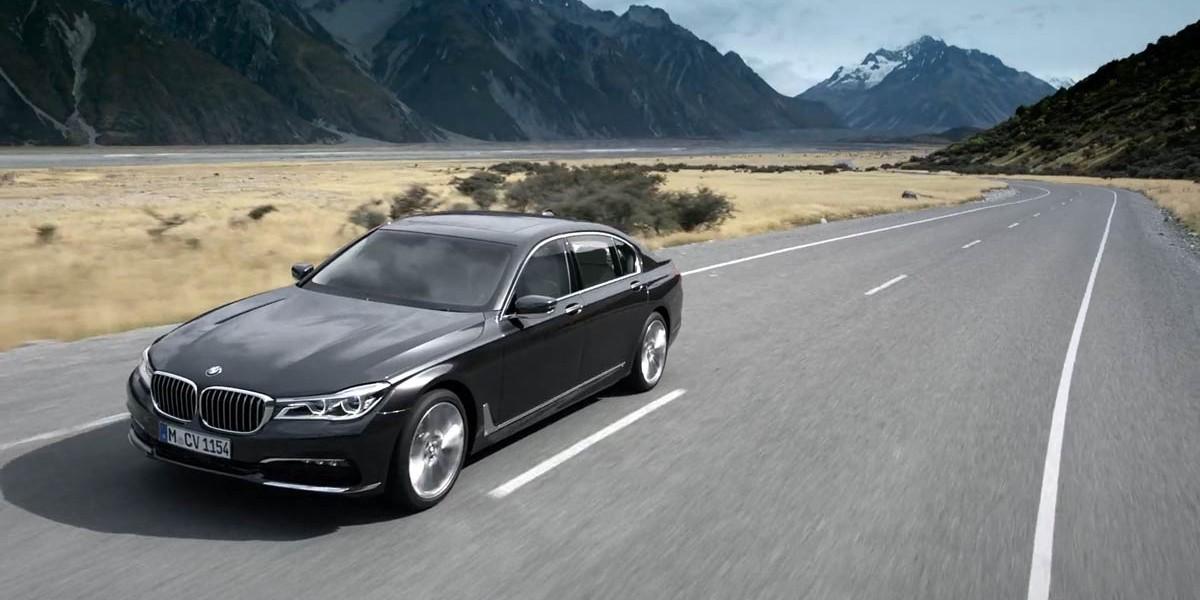 BMW 7er Series | A Journey of Inspiration