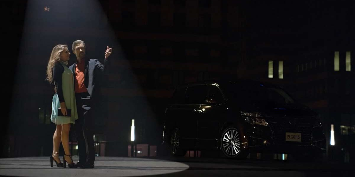 Nissan | Gathering the Lights
