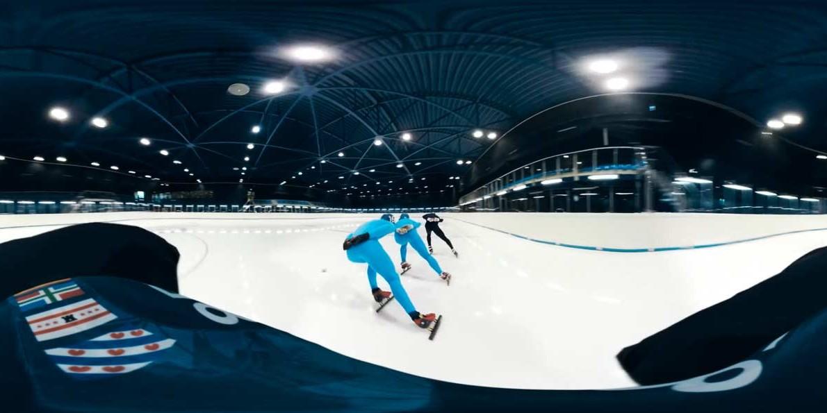 Samsung | Speed Skating