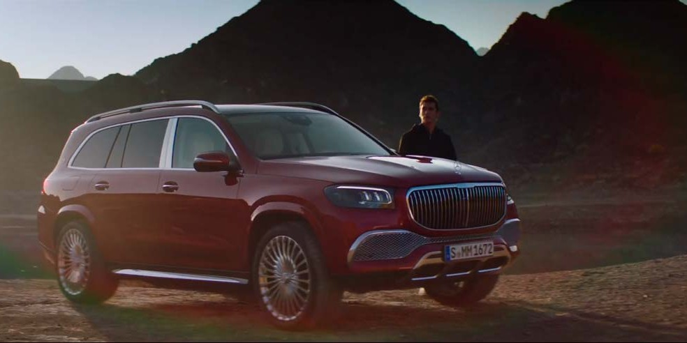 Mercedes | Maybach GLS The Wealth of Independence
