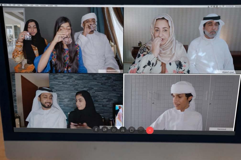 Expo2020 | Virtual Iftar