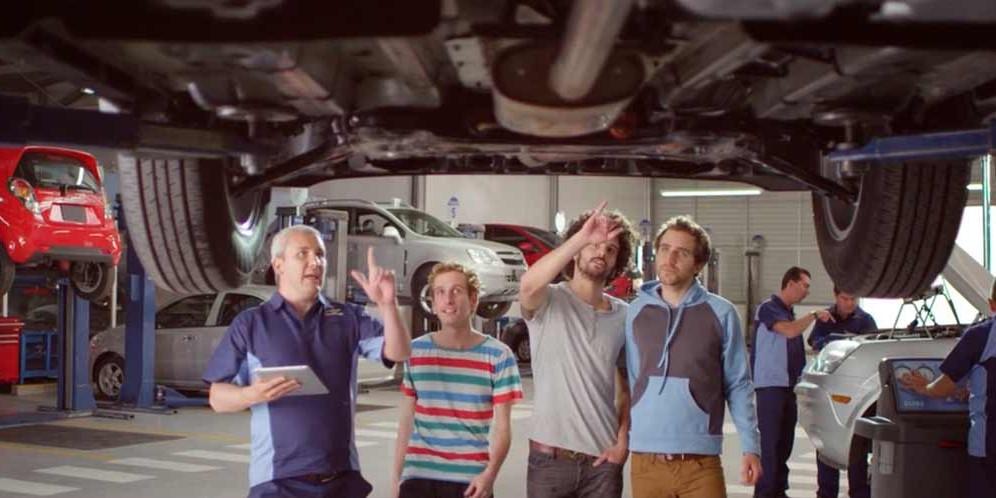 General Motors | Find New Roads