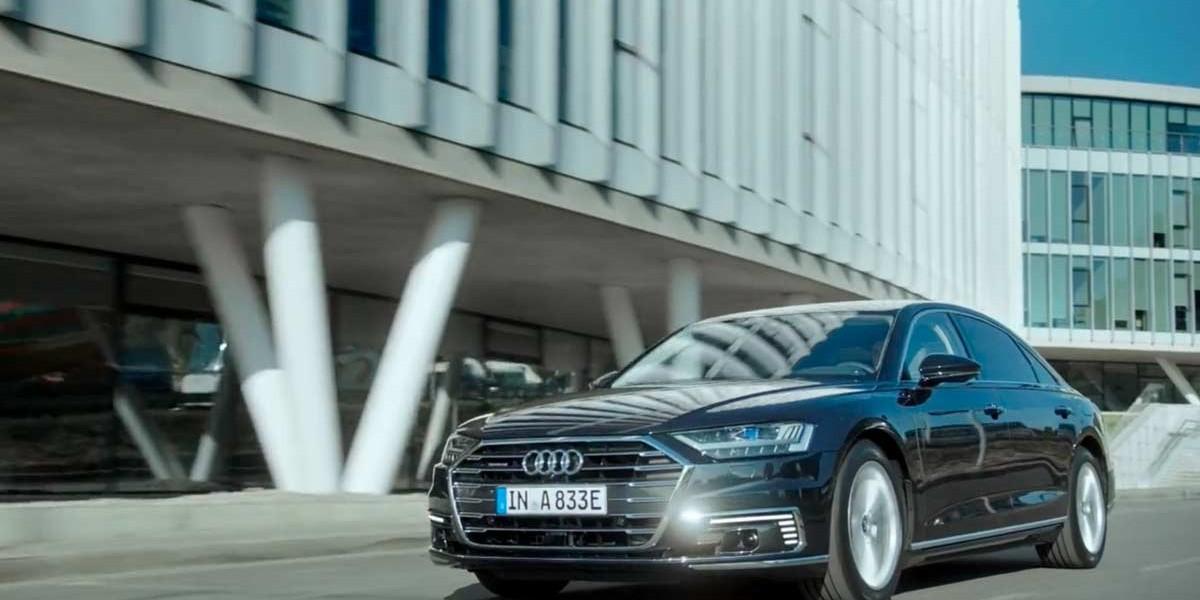 Audi   Electric Range