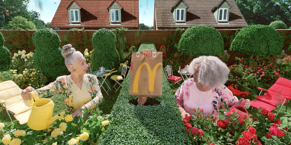 McDonald's   McDelivery