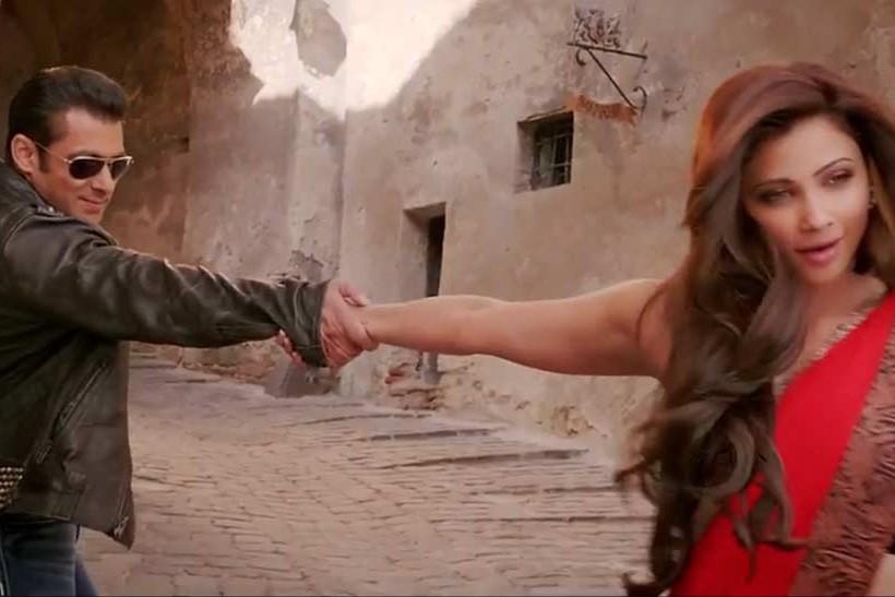 Jai Ho Movie | Tere Naina