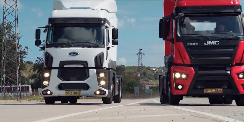 JMC Trucks | Road of the Hero