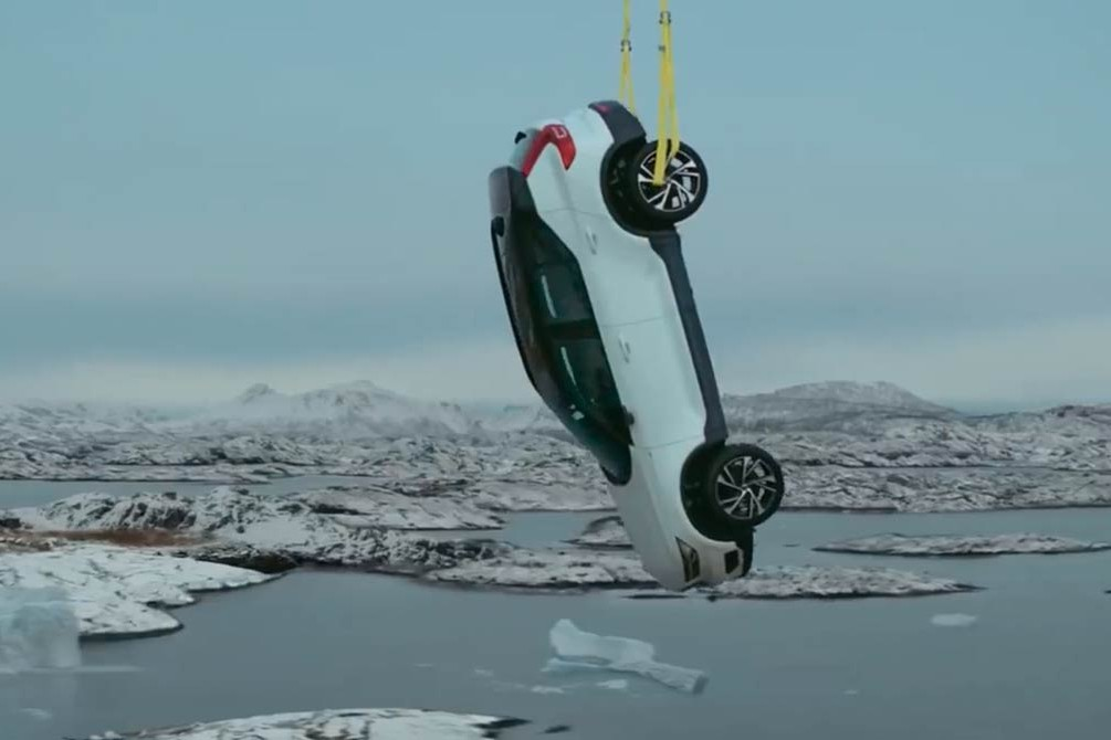 Volvo | The Ultimate Safety Test