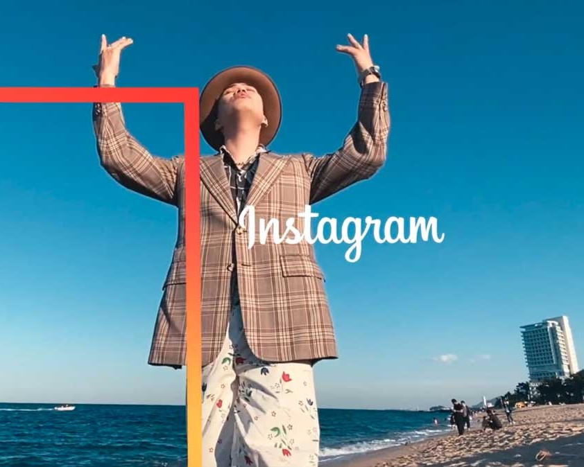 Instagram | Tag In, Mrshll Ines