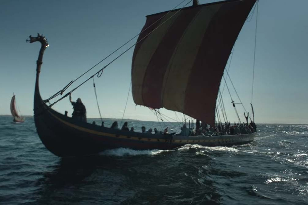 BBC | The Last Kingdom, S. 1, Ep. 1