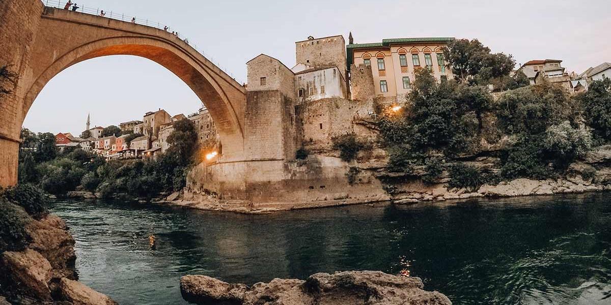 Bosnia and Herzegovina | Location