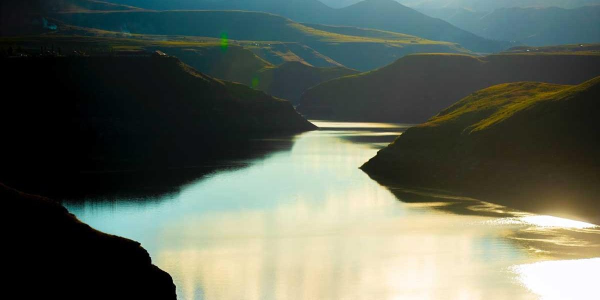 Lesotho | Location