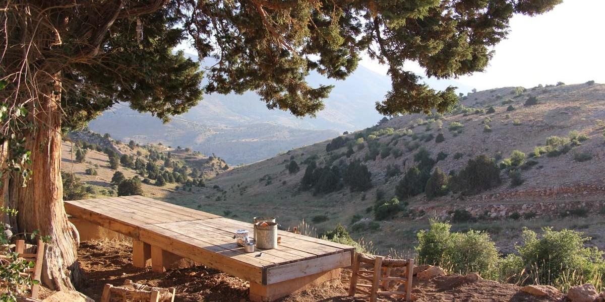 Lebanon | Location