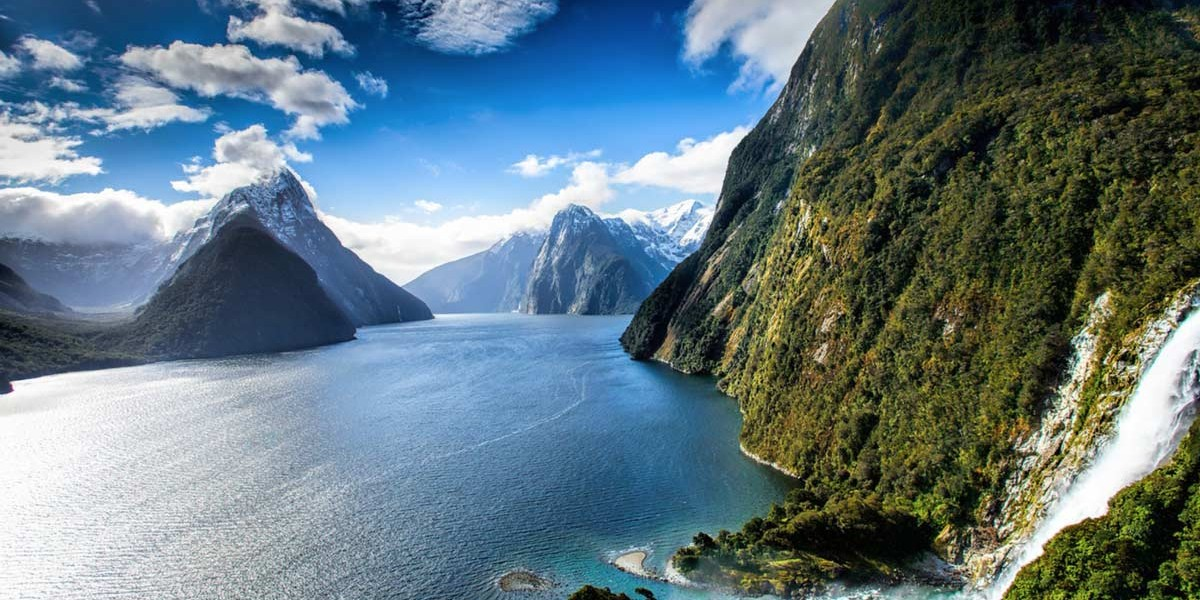 New Zealand | Location