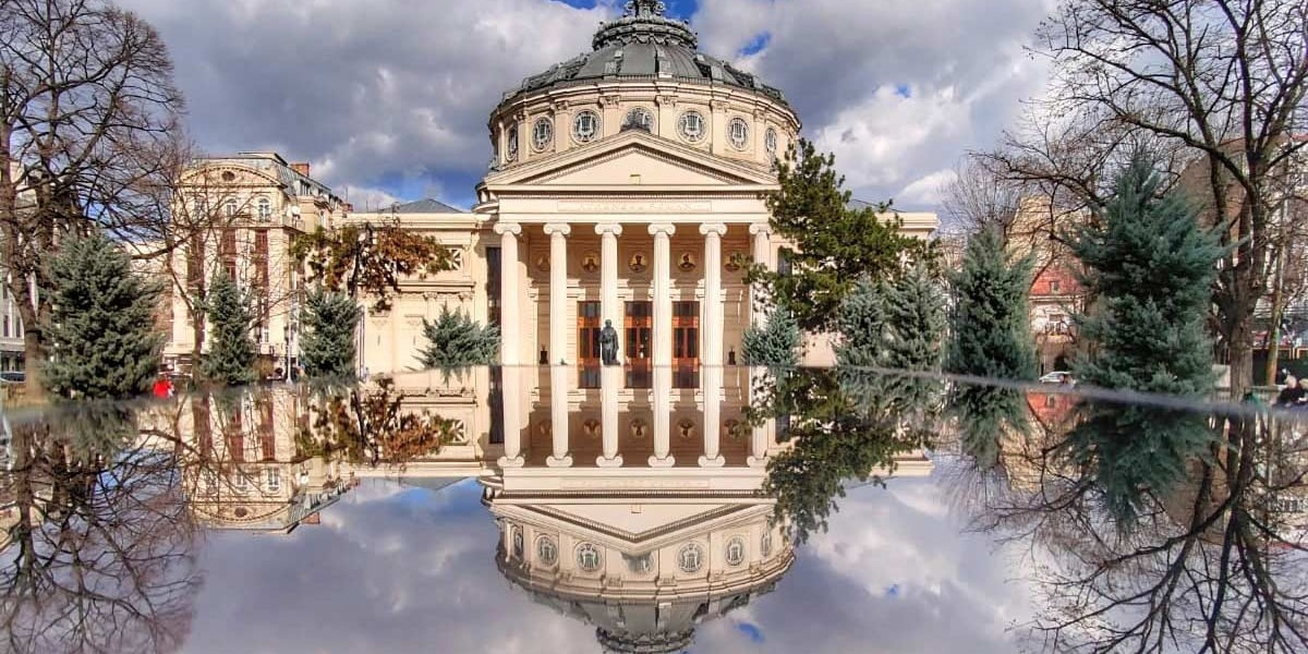 Romania - Location