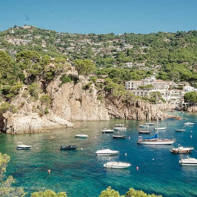 Spain - Location