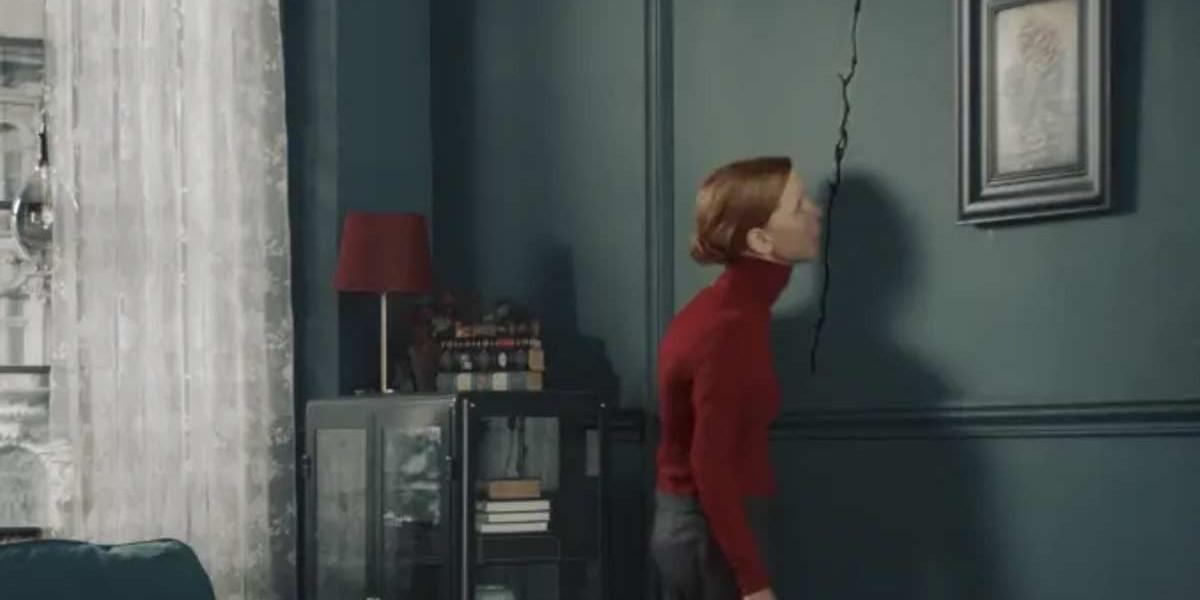 Ikea | Trap Door, Into The Crack, Deflated