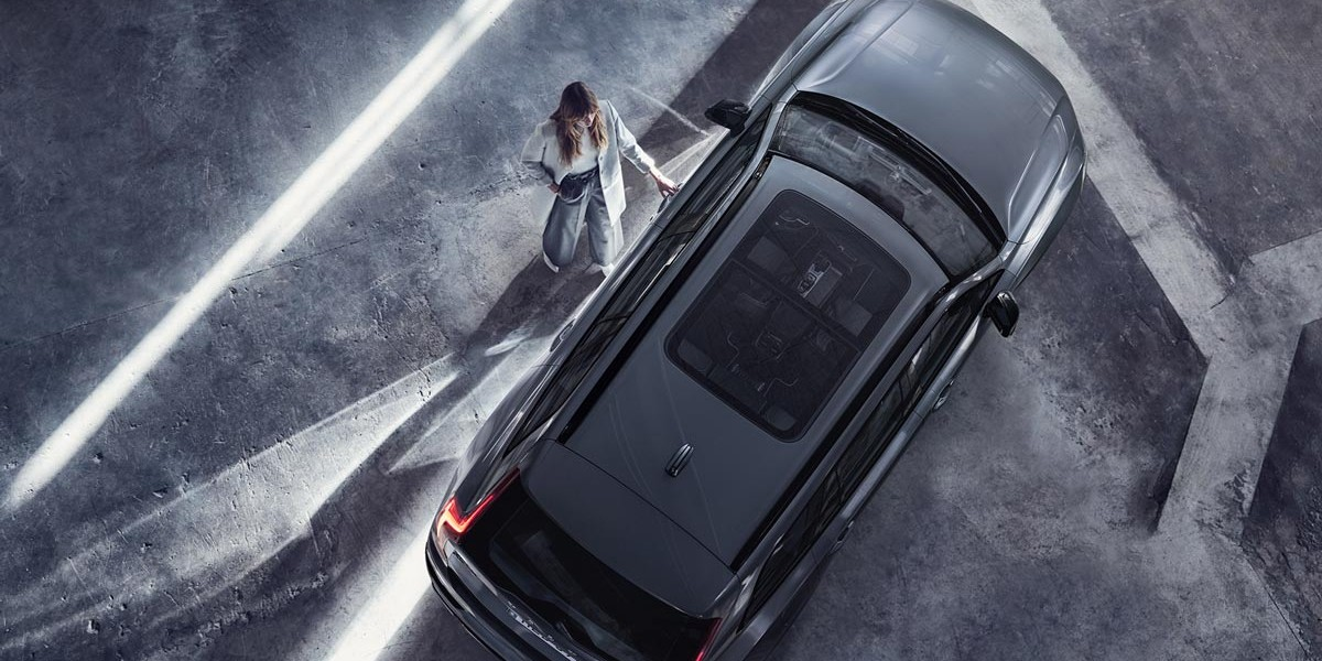 Volvo | XC90 Sustainably Luxury