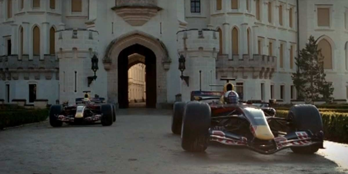 Red Bull | The Race Is On