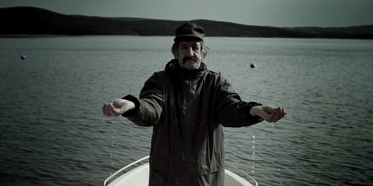 WWF | Invisible Fish
