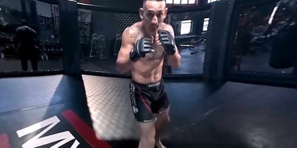 Samsung | VR UFC Fight Holloway vs Aldo