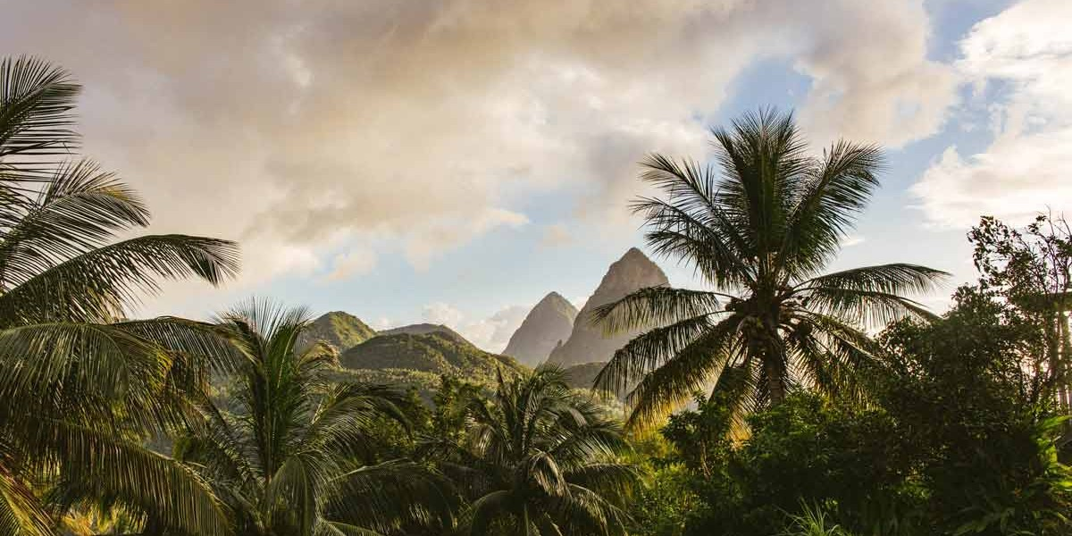 St. Lucia | Location