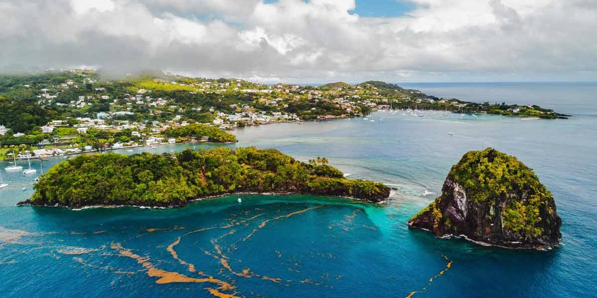 St. Vincent and the Grenadines | Location