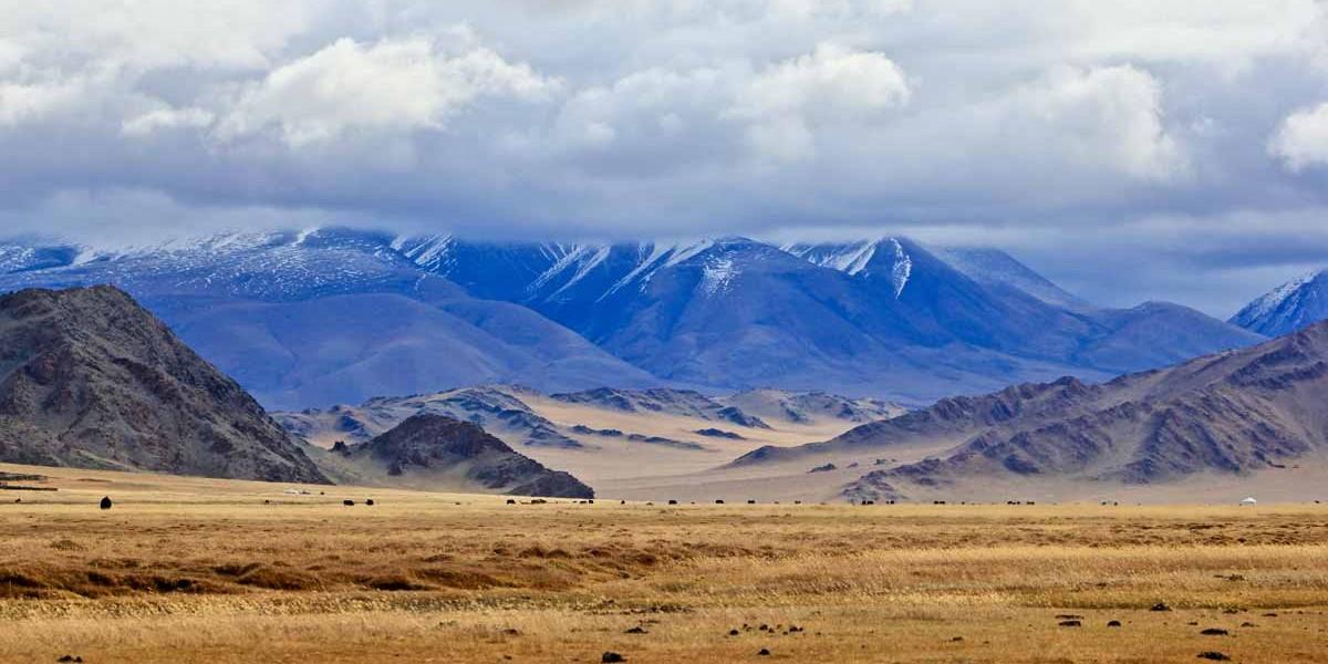 Mongolia | Location