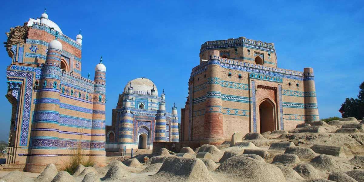 Pakistan | Location