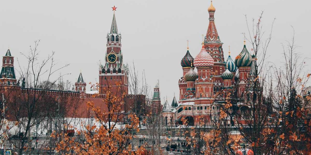 Russia | Location
