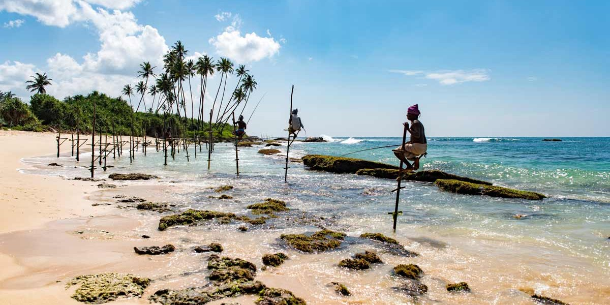 Sri Lanka | Location