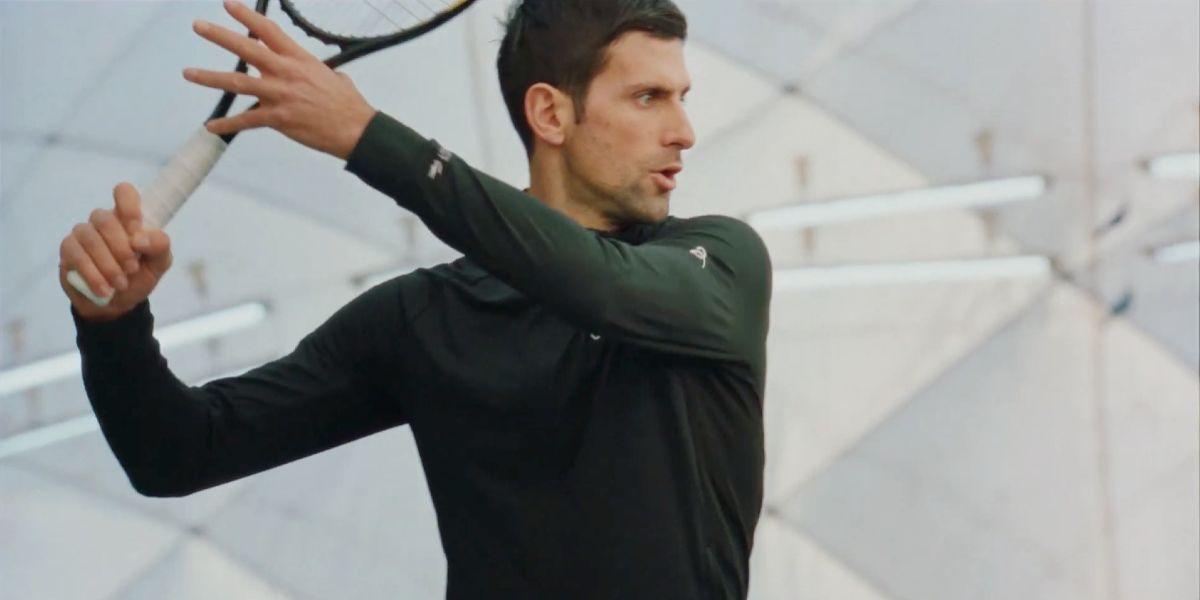ASICS | Take One Step Forward with Novak