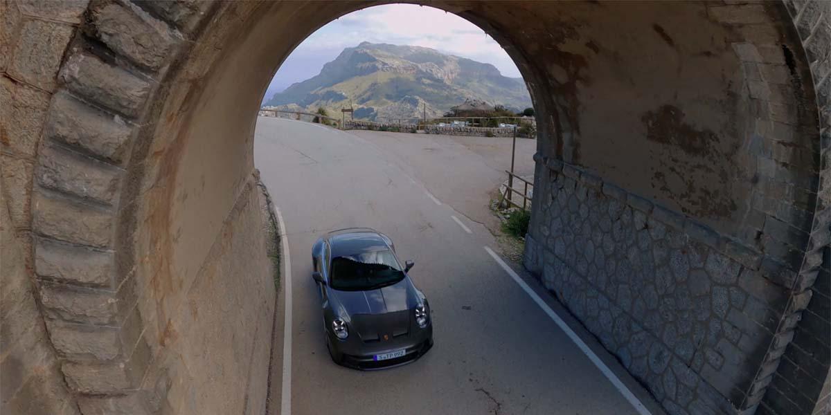 Porsche | Call for Driving